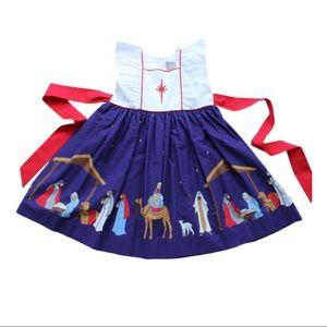 Eleanor Rose 🌹Silent Night Adalyn Dress. Size 5/6